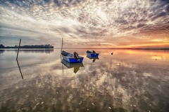 IMG_7410 ~ exploring jubakar pantai (alongbc) Tags: jubakar jubakarpantai tumpat kelantan malaysia travel places trip tourismkelantan coastal sunrise morning fishingboats fishingvillage sky clouds canon eos700d canoneos700d canonlens 10mm18mm wideangle