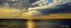 Italie du Nord 2016 - Cinque Terre - Mer Ligurienne (philippebeenne) Tags: italie cinqueterre riomaggiore coucherdesoleil sunset mer ligurie sea mare italia