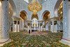 Abu Dhabi - Sheikh Zayed Grand Mosque (7) (Karsten Gieselmann) Tags: 714mmf28 abudhabi architektur asien em5markii exposurefusion farbe gold grün mzuiko microfourthirds olympus reise rot sakralbauten sheikhzayedgrandmosque vae weis architecture color golden green kgiesel m43 mft red travel white vereinigtearabischeemirate photomatix mariammotherofeisamosque mariamummeisamosque