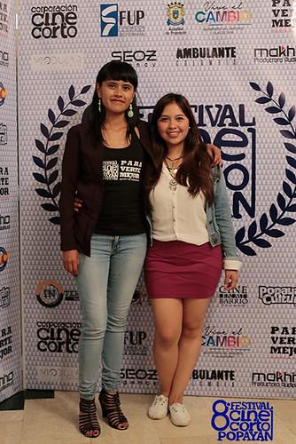 Festival Cine Corto Popayán - Inauguración
