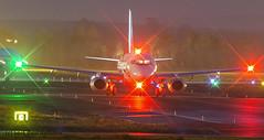 EIFWC SuperJet CityJet (Anhedral) Tags: eifwc sukhoi su95 superjet cityjet airliner night training shannonairport