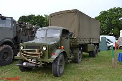 Bedford Military Vehicle reg 851 YUT (erfmike51) Tags: rudgewicksteamrally2016 bedford artic lorry militaryvehicle