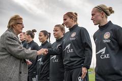 _PJD6849 (Pete_Dobson) Tags: football soccer ladies lady women woman military remembrance somme match war ww1 kits uniform battle