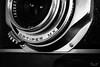 Minolta A Optiper MX - circa 1956 (Yosri Al-Kishawi) Tags: 35mm chiyokorokkor antiquephotography bw camera film flash japanese lowkey mechanical monilta obsolete old optiper rangefinder strobe strobist umbrellaflash