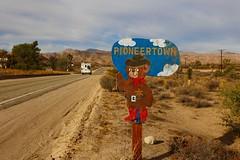 Welcome to Pioneertown (NeoRevolut1on) Tags: pioneertown california town city church wildwildwest typewriters oldtime oldtown