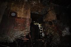 DSC_0882 (PorkkalanParenteesi/YouTube) Tags: hylätty neuvostoliitto bunkkeri kirkkonummi porkkalanparenteesi porkkalanparenteesibunkkeri soviet bunker zif25