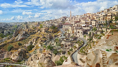 (marozn) Tags: area background cappadocia caves church field goreme heritage history kapadokia landscape mountain nature old outdoors people region rural scenery stone town travel turkey valley view mountains beautiful panorama panoramic roof france aerial ancient architecture building burgundy city cityscape detail famous houses landmark tower cloudy clouds nevsehir uchisar hill castle hotel