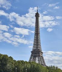 Navegando por el Sena 19 (CarlosJ.R) Tags: eiffel francia pars sena torre torreeiffel