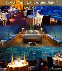 underwater hotel - burj al arab (nishajoshi649) Tags: burjalarab facts burjhotel business burjkhalifa