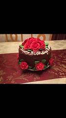 (Phxgirl) Tags: gumpaste roses cake