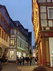 Limburg Dawn (Namtra) Tags: urbansketchers urbansketching limburg arnohartmann hessen hassia altstadt oldtown usk