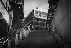 Stairway to heaven (Rich Presswood) Tags: leica city blackandwhite bw white black film 35mm mono kodak sheffield trix rangefinder adobe f2 analogue m6 lightroom leitz konicamhexanon findtherangephotography