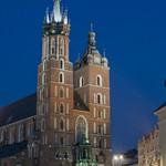 """St. Mary's Basilica, Kraków // Kościół Mariacki w Krakowie<a href=""""http://www.flickr.com/photos/28211982@N07/20636582980/"""" target=""""_blank"""">View on Flickr</a>"""