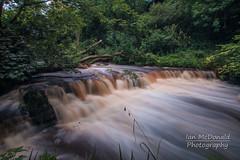 IMG_5231 (Ian McDonald Photography) Tags: water river scotland countryside waterfall long exposure scenic glen lynn dalry ayrshire