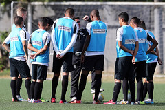 Aaro Alves e Sub-17 (Santos Futebol Clube) Tags: ct santos fc rei sub17 2015 treino pel