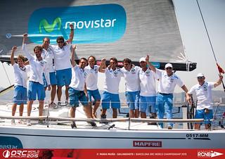 BARCELONA ORC WORLD CHAMPIONSHIP, 2015