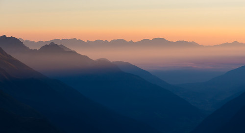 roter Morgendunst