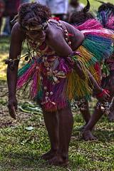 Dancers at Sing-sing, Bien Village, Papua New Guinea (bfryxell) Tags: dancer papuanewguinea singsing oceania melanesia sepikriver bienvillage