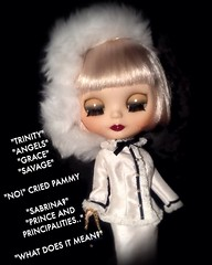 Toy-in-the-Frame Thurday: Preview: Fainting Daisy Buchanan's Occult Misadventure