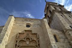 Hacia arriba (vcastelo) Tags: madrid espaa spain catedral nios santos pastor henares alcala magistral gtico justo renacentista herreriano