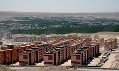 Sahand / سهند (Iran) - Satellite city (Danielzolli) Tags: iran suburban persia suburb banlieue suburbio tabriz sahand tabris przedmiescie vorort persie persien banliyö täbris سهند