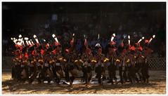 The Dance of Light (ZeePack) Tags: dance performance group troupe tribal traditional costumes ethnic light feathers hornbill festival nagaland kohima india canon 5dmarkiii milestoneenterprisein milestoneenterprise