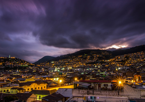 Stormy Quito