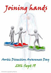 Aortic Dissection Awareness Day (T Sderlund) Tags: day september disorder awareness 19 rare disease aorta dissection familial awarenessday aortic september19 dissektion disseksjon raredisease aorticdissection aortadissektion aorticdissectionawarenessday aorticdissectionawareness aortadissektionsdagen aorticawareness