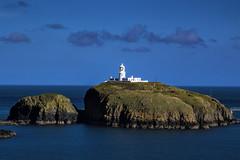 Pembrokeshire Coast Path Days 11-13 (9) (ChrisJS2) Tags: pembrokeshirecoastpath strumbleheadlighthouse