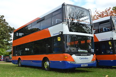Centrebus 901 LX59CSO (Will Swain) Tags: park uk travel england bus london buses abbey field countryside mud britain country transport bedfordshire september fields 20 20th stagecoach woburn 901 2015 showbus 15169 centrebus lx59cso