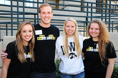 Homecoming 2015 (Tippie College of Business, University of Iowa) Tags: family fall students bbq homecoming alumni 2015 tippie pbb tippiesenate