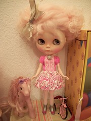 Pink Pouty Princess....