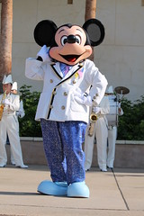 Welcome Greeting (sidonald) Tags: tokyo disney tokyodisneysea tokyodisneyresort tds tdr greeting mickeymouse mickey ミッキー ディズニーシー ウェルカムグリーティング welcomegreeting