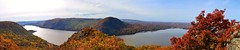 Breakneck Ridge (RWGrennan) Tags: park new york autumn panorama mountain ny storm color tree fall water beautiful leaves river landscape outside highlands nikon king view state ryan pano panoramic hike foliage ridge valley hudson 5100 overlook breakneck grennan d5100 rwgrennan rgrennan