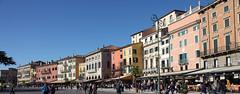 Verona, Veneto, Italia (rick ligthelm) Tags: italy italia verona piazza veneto piazzabra