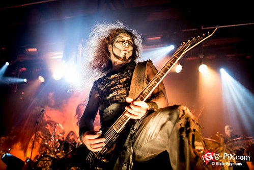 Powerwolf @ Trix 01112015