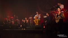 Boulevard des Airs (LaetitiaC. Live photographer) Tags: show light music france photography concert artist boulevard lyon guitar song live stage des groupe bellevue radiant cuire airs caluire