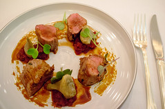 Zinfandel's (Premshree Pillai) Tags: food dinner croatia zagreb dinnerforone esplanadehotel crotia zinfandels esplanadezagreb zagreboct15
