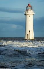 Wirrel Photography workshop (2 of 35) (andyyoung37) Tags: sea seaside waves bluesky lighhouse newbrighton perchrocklighthouse