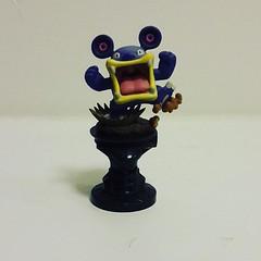 โมเดล Pokemon Battle Figure Kaiyodo จาก TOMY ราคาตัวละ 109 บาท (ไม่รวมค่าส่ง)  สนใจสินค้าโทรสอบถามรายละเอียดได้ที่ เบอร์ 091-7656695 : ซุ่น Line ID : jp2hand สินค้าใหม่ๆ อัพลงที่ Page ร้านหมดแล้วครับสามารถเข้าดูได้จากลิงค์ด้านล่าง  https://web.facebook.co