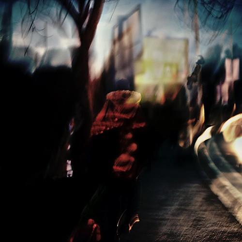 abstract Promenade