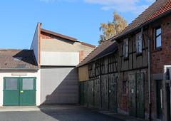 Dorfansichten, Wetterau 2016 (Spiegelneuronen) Tags: wetterau drfer architektur ortsbild