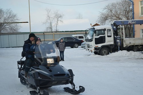 Экскурсия в Бурятскую РПСС 02.12.2015