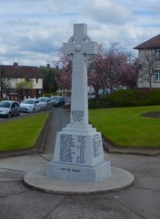 St Quivox (Honestman28) Tags: scotland hometown ayr warmemorial ayrshire