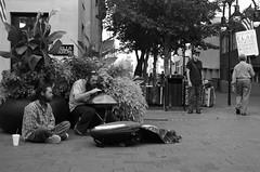 20150828_CvilleMall-27 (Dave Ghamandi) Tags: street blackandwhite bw monochrome mall virginia downtown streetphotography pedestrian charlottesville pedestrianmall downtownmall