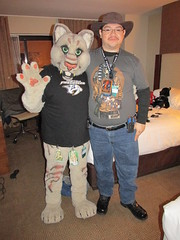 IMG_0647 (2) (raiderwolf22) Tags: illinois midwest rosemont hyatt regency fursuit furcon furfest