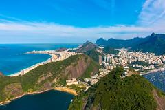 Rio de Janario (mchristo19) Tags: city travel brazil beach rio ipanema riodejanerio