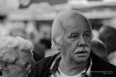 Street Life . (Digidiverdave) Tags: portrait people france male french landscapes interesting character picture handsome streetlife dordogne attractive striking goodlooking bergerac glamourous engaging captivating aquitaine pleasing davidhenshaw blackwhiteimage henshawphotographycom