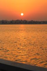 IMG_5338 (Amro Afifi) Tags: sunset orange sun wow great romantic charming stuning