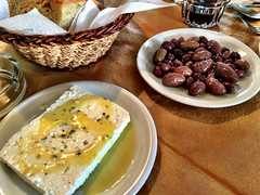 Feta and Olives (RobW_) Tags: road trip cheese december greece olives monday feta peloponnese 2015 methoni messenia 07dec2015